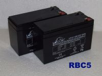 2x LP12-7.0S - UPS Replacement Battery Pack